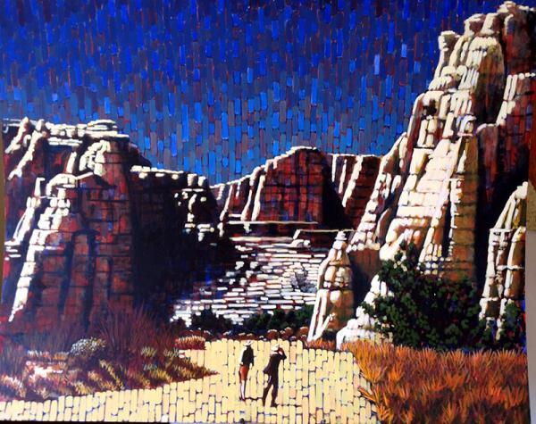 White Place Canyon by Jack Gunter
