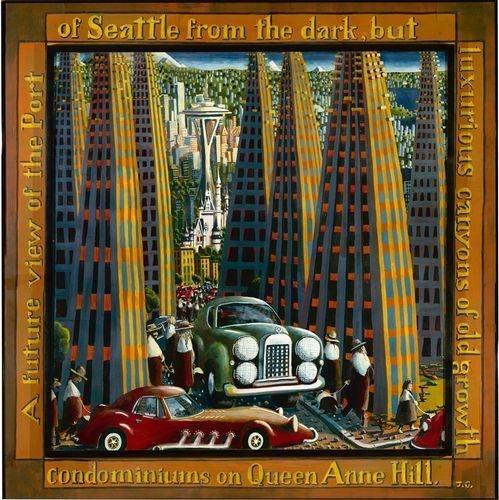 Denny Regrade #9 by Jack Gunter