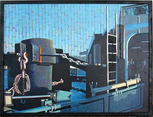 Dockside by Jack Gunter