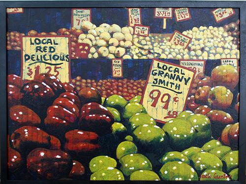Local Red Delicious by Jack Gunter