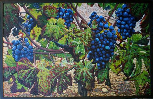 Plavic Mali Grapes horizontal by Jack Gunter
